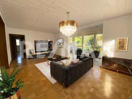 4 Zimmer Wohnung mit Wintergarten und Doppelgarage zur Miete in Tübingen-Bühl!