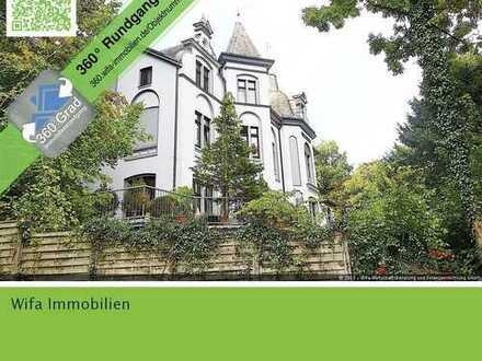 Einzigartiger Wohngenuss - Repräsentative Mietwohnung mit Blick ins Grüne