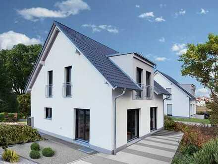 Projektierung Klassische Doppelhaushälfte in Reundorf