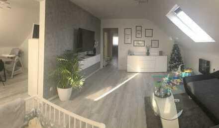 Neuwertige, Modernisierte 3,5-Zimmer Wohnung in zentraler Lage von Schönaich