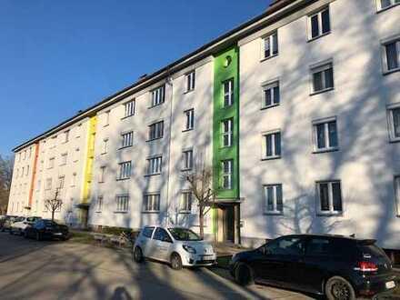 3 Zimmer Wohnung in Dillingen inkl. Außenstellplatz und Balkon
