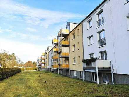 +++ Wohnen an der Therme: Helle DG-Wohnung mit Balkon! +++