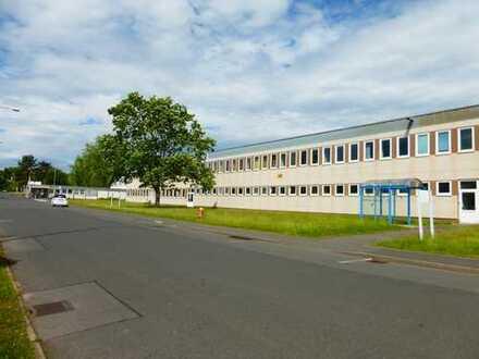 Moderne Industriehalle in Bad Hersfeld