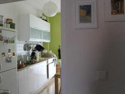 Modernisierte 2-Zimmer-Wohnung mit Balkon in Freilassing