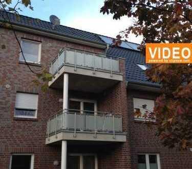 Großzügige Neubau-Dachgeschosswohnung mit Einbauküche
