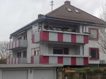 Helle 5-Zimmer-Wohnung mit 2 Balkonen in Mainhardt-Lachweiler