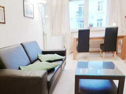 Furnished Apartment near Alster free from 10.03.2020 / Ackermannstrasse