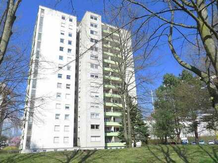 Sofort freie 3-Zimmer-Eigentumswohnung mit Westbalkon und Ausblick nahe des SI-Centrums!