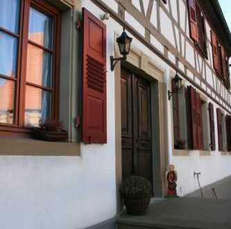 Wohnung in historischem Ambiente
