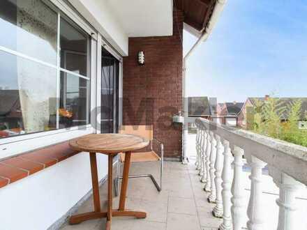 Sichere Kapitalanlage: Vermietetes Reihenhaus mit 3 WE und Garten in Schüttorf