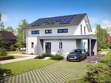 Traum - Marken-Niedrigenergiehaus vom deutschen Marktführer !!