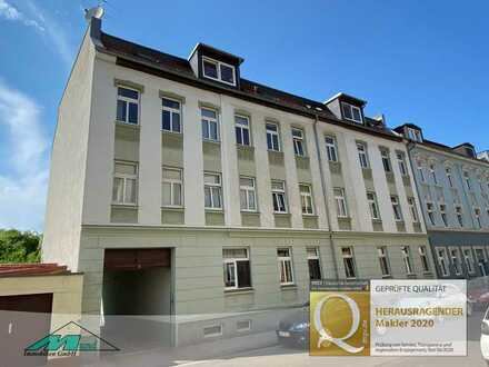 3-Zimmer Dachgeschosswohnung in bevorzugter Lage von Leipzig Böhlitz-Ehrenberg