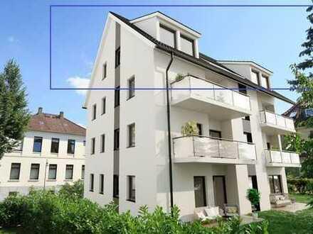 Dachgeschosswohnung in zentraler Innenstadtlage von Bückeburg - Provisionsfrei