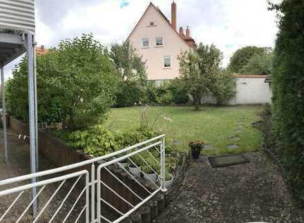 4,5 Zimmer-Wohnung in Citylage mit Terrasse