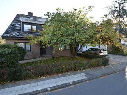 Ruhige EG Wohnung über zwei Etagen mit Garten in Angermund