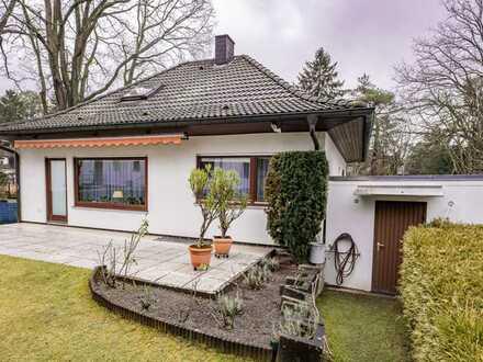 Kapitalanlage: Sichern sie sich ihr Einfamilienhaus in Berlin-Hermsdorf