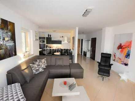 Malinska, schöne Wohnung von 93 m2 mit einem wunderschönen Meerblick!