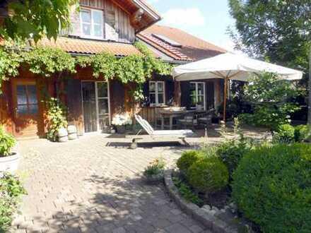 Exclusive 4-Zimmerwohnung mit Einliegerwohnung in idyllischer Lage in Füssen am Weißensee!