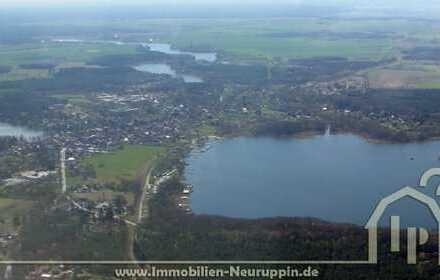 Baugrundstücke im Herzen der Drei-Seen-Stadt Lindow/Mark- Teilerwerb möglich