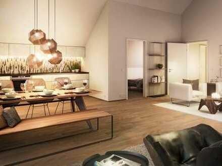 Dachterrassentraum: 4-Zimmer-Maisonette-Wohnung mit Südausrichtung