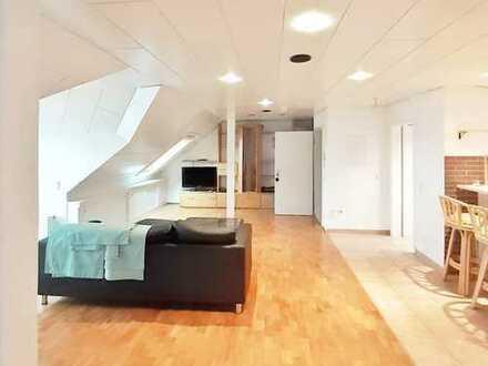Wohnen auf hohem Niveau: Individuelle DG-Wohnung (3ZKB/68m²) mit Stellplatz in Bietigheim-Bissingen