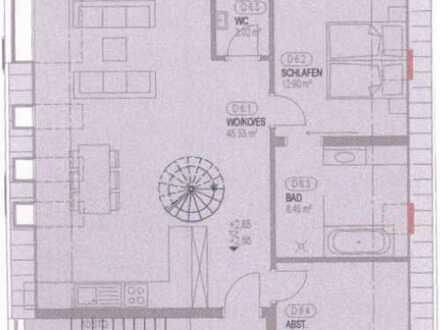 Erstbezug: moderne 4-Zimmer-Maisonette-Wohnung mit gehobener Innenausstattung in Allersberg