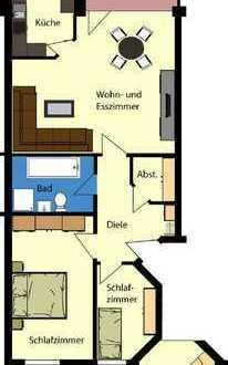 Erdgeschosswohnung in Ahaus!