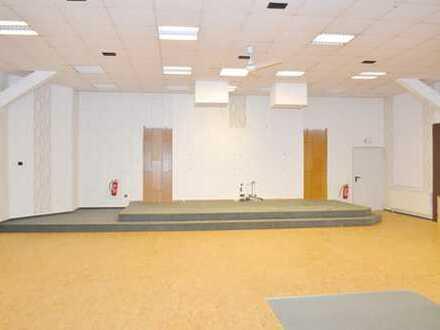Wohnen und arbeiten unter einem Dach: Halle mit Büroflächen (ca. 400m²) + ETW (ca. 70m²) in Herne