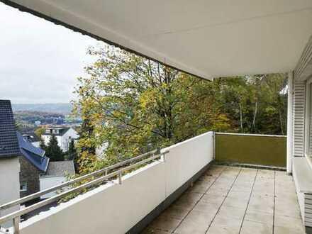 *Gut geschnittene 3-Zimmer Wohnung mit Blick auf den Harkortsee zu verkaufen*