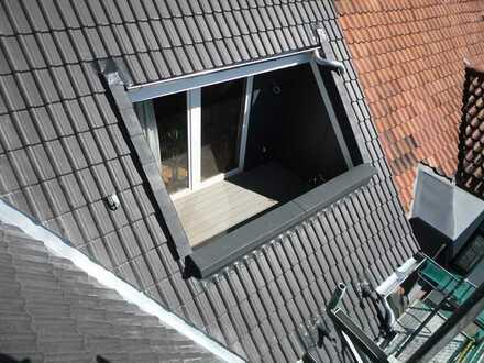 Idyllische 4-Zimmer-Wohnung mit Terrasse mitten in Linden