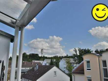 Sindelfingen: Sofort bezugsfreie 2 Zimmer Wohnung in betreuter Wohnanlage