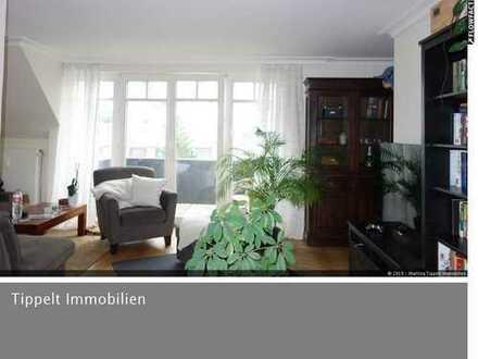 Über den Dächern von D.- Eller: traumhafte 3 - Zimmer Maisonettewohnung zu vermieten.