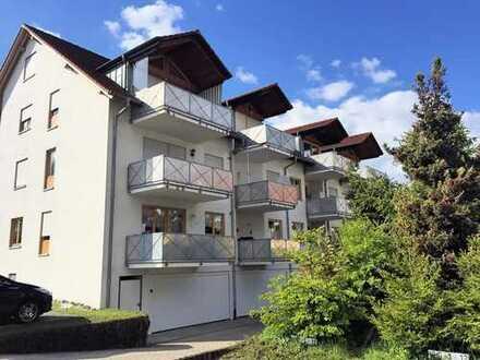 Gepflegte 2-Zimmer-Wohnung mit Balkon und EBK in Aulendorf