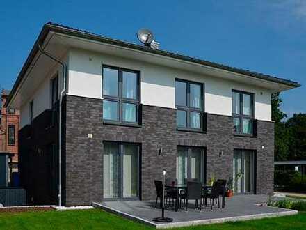NEUBAU exklusive Oberwohnung im 2-Familienhaus mit Gartenanteil, Tannenhausen 6km zum Zentrum Aurich