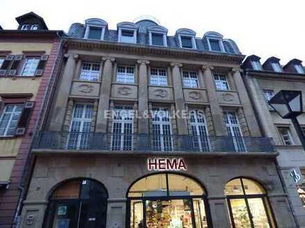 Repräsentative Gewerbefläche im Herzen der Heidelberger Altstadt