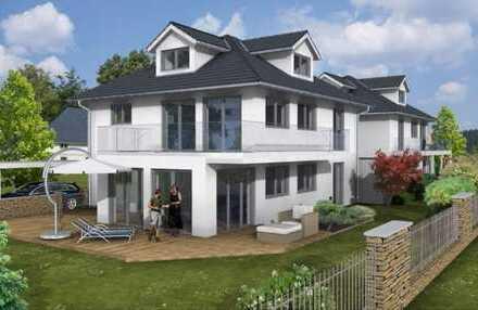Besondere 3-Zimmer-Wohnung mit Doppelhauscharakter, Hobbyraum und Garten
