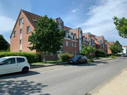 Freundliche 2-Raumwohnung mit Terrasse in Wismar!