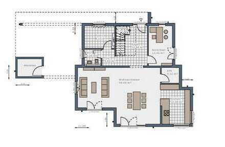 Ihr Neues zu Hause im Grünen - Bad Soden Taunus (Kern) - ruhig und doch zentral