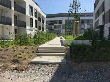 Erstbezug: exklusive 2-Zimmer-Wohnung mit EBK und Balkon in Heilbronn