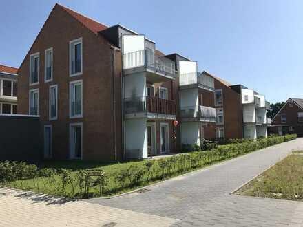 """Wohlfühlatmosphäre im """"WohnQuartier Kreyenstraße"""" - moderne 2-ZKB im OG mit Einbauküche"""