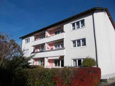 Schön gelegene 3-Zimmer-Wohnung mit Südbalkon in Neuötting