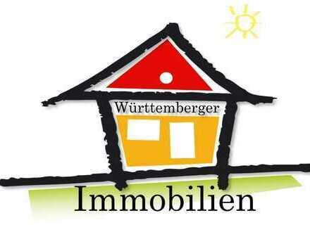 Doppelhaushälfte mit Ladeneinheit in Nürtingen - Vorstadt -zentrumsnah