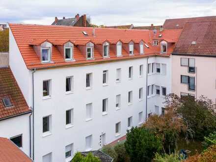 Gepflegtes Mehrfamilienhausensemble in guter City Lage in den Mannheimer Quadraten