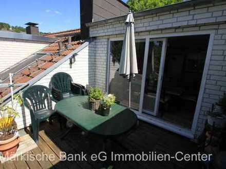 3-4 Zimmer-Dachterrassenwohnung im Zentrum von Ennepetal-Voerde