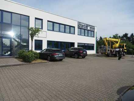 Günstige Hallenflächen 746 m² mit Büro 201 m²- provisionsfrei -