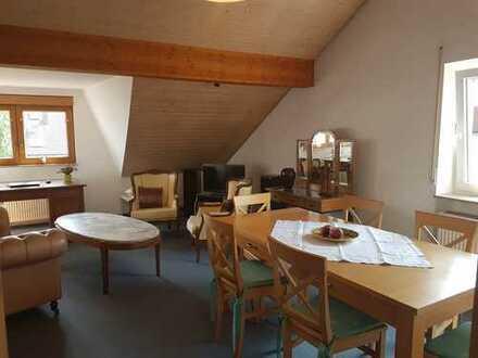Helle 2-Zimmer-DG-Wohnung in Dußlingen