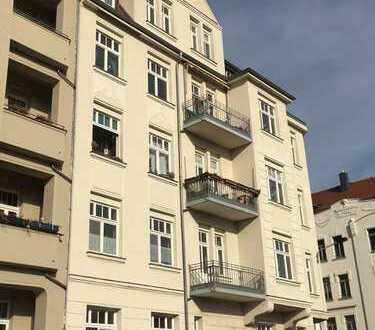 Vollständig renovierte 2-Zimmer-Wohnung mit Einbauküche in Leipzig