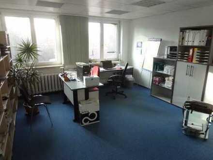 Individuelle und ruhige Büro/- oder Praxisräume im Gewerbeobjekt Eichenhof in zentraler Lage