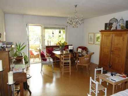MA-Oststadt: ETW 3 Zimmer/Küche/Bad mit Balkon / seit 20 Jahren solide vermietet / Rendite ca. 3,2%