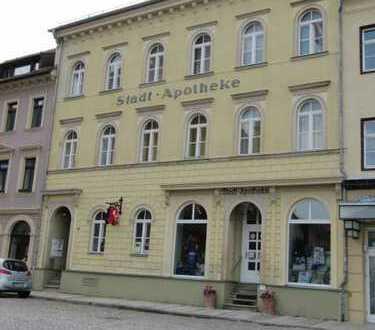 4-Raum-Wohnung im Stadtkern von Kamenz zu vermieten